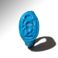 Artemission Faience Ring