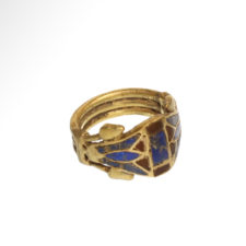 Egyptian Gold Ring